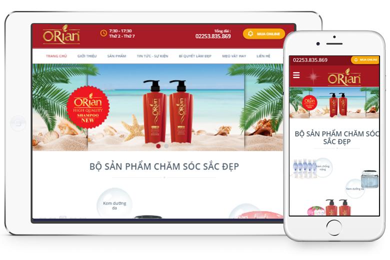 Thiết kế web theo yêu cầu đẹp, chuẩn SEO tại Hải Phòng
