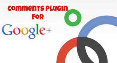 them google plus conmment vao website, thêm google plus comment vào website