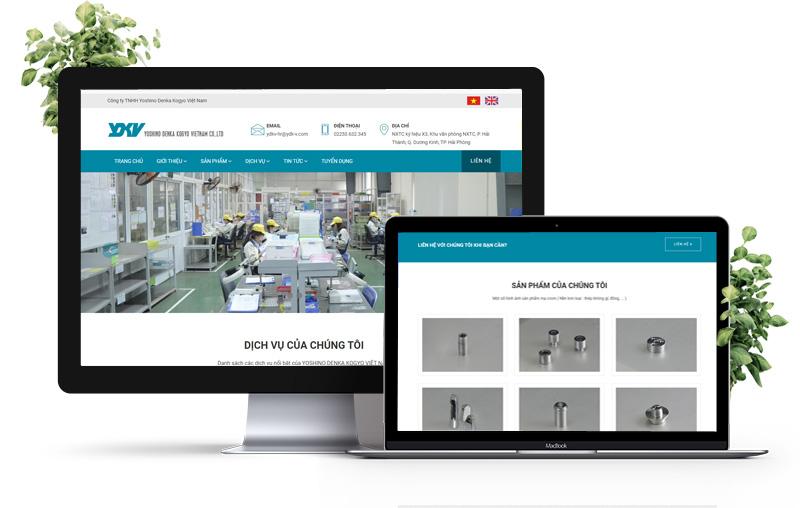 Lý do khách hàng nên chọn công ty thiết kế website VIETADS?